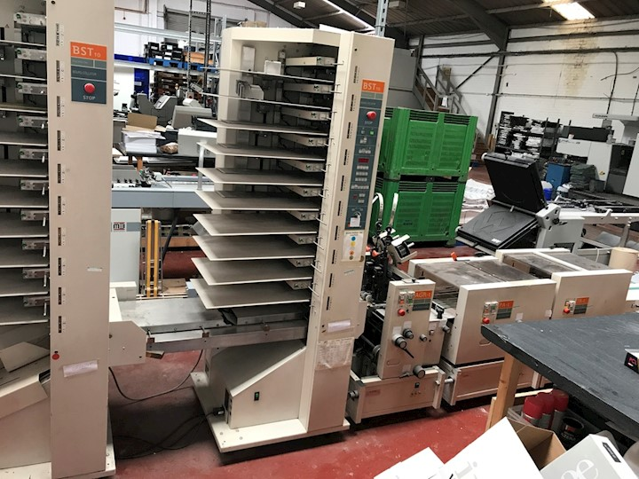 BOURG BST BOOKLET MAKER